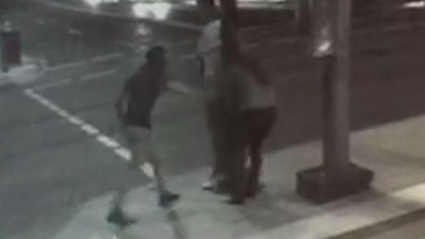 Police are looking for a second man after a teen was assaulted in Fortitude Valley.
