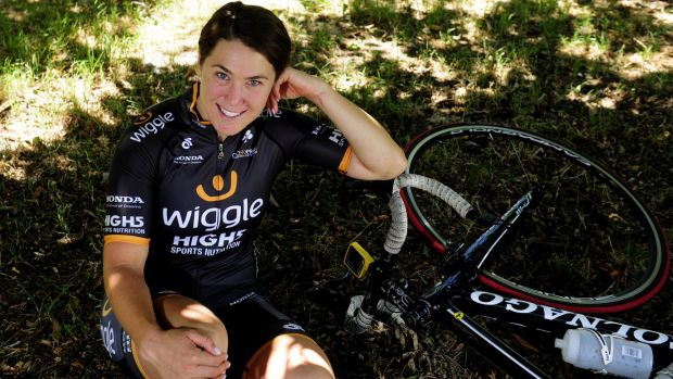 Wiggle High5 cyclist Chloe Hosking hopes the women's Tour Down Under can become as big as the men's.