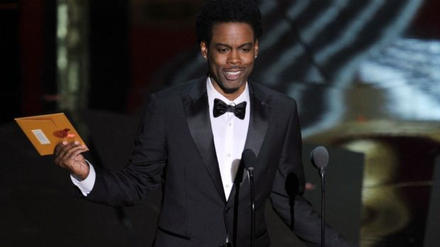 Oscars host Chris Rock will have no shortage of material when it comes to racial politics.