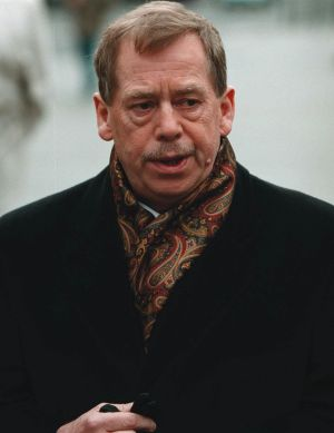 Czech leader Vaclav Havel   was thought to be a member of the advance guard of people who would grow and prosper in a ...