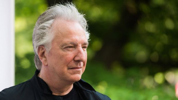 Alan Rickman began his career on the stage and in later years moved behind the camera to direct.