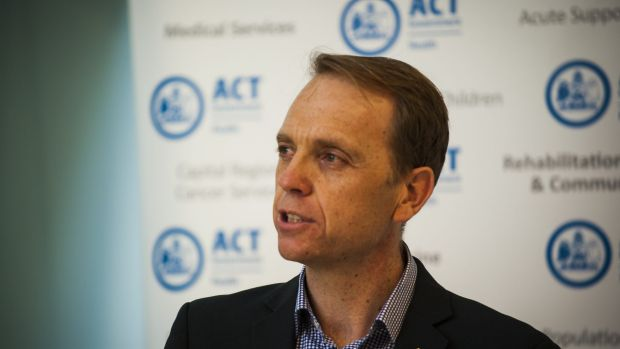 Attorney-General Simon Corbell said it was clearly unrealistic to expect children who were just finding their feet as ...