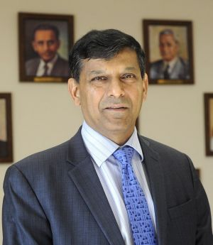 RBI (Reserve Bank of India) governor Raghuram Rajan during an interview at the RBI headquarters in Mumbai.