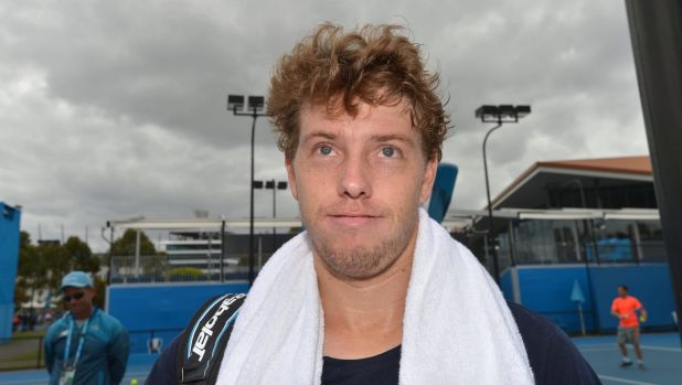 James Duckworth will be playing Lleyton Hewitt in the first round of the Australian Open.