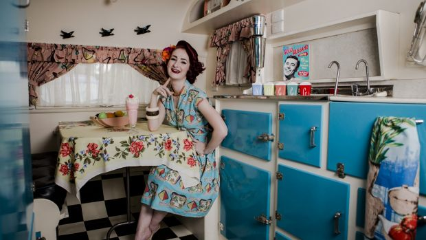 Karley Byrne (known as Miss Cherrybomb) has been short-listed to compete in the Viva Las Vegas Pin-Up Contest in April.
