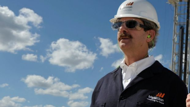 BHP Billiton's former Petroleum chief, now running microcap Maverick Drilling and Exploration, Michael Yeager.