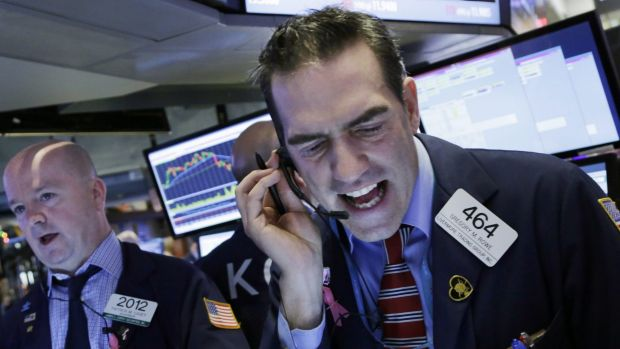 Stock traders at the New York Stock Exchange: The recent market rout may just be a foretaste of what may happen with ...