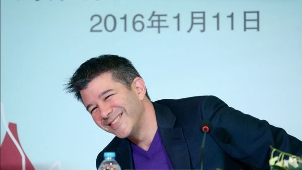 """We gotta play our A-game in order to compete with the best."": Uber chief Travis Kalanick,"