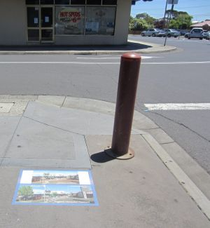 Whittlesea Council in Victoria use pavement notices so the community can visualise proposed development or changes in ...