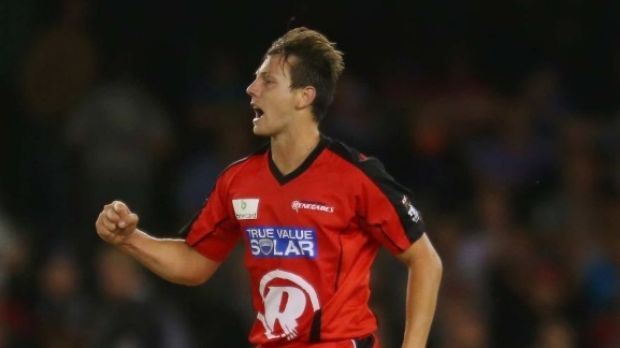 Resting: The Renegades may struggle without James Pattinson.