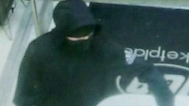 Police release images of the man behind the Sunshine Coast robbery.