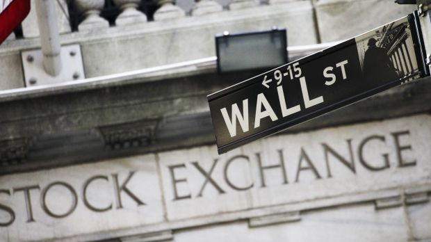 The Dow Jones industrial average rose 282.56 points, or 1.78 per cent, on Tuesday to 16,167.78, the S&P 500 gained 26.52 ...
