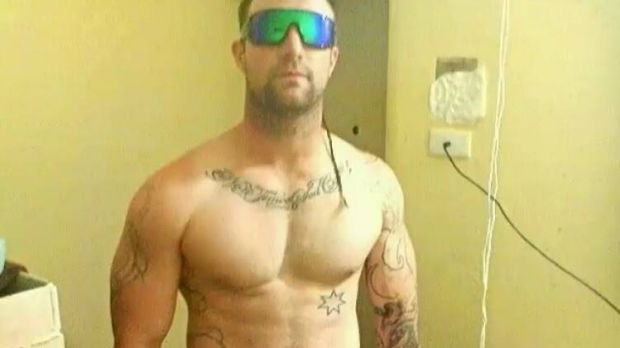 Craig Alexander Strachan was charged after allegedly firing a shot at the home of convicted murderer Anthony Perish's ...