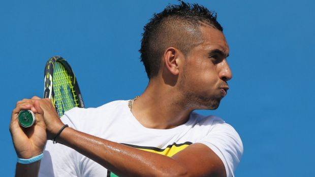 Nick Kyrgios withdraws from 2017 Wimbledon with hip injury