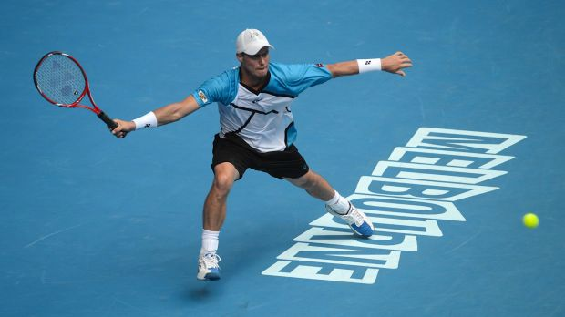 The first day of the Australian Open will be a scorcher.