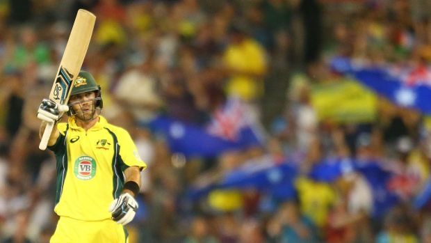 Maxwell's public figure has been cartoonish and far from complimentary for so much of his 58-ODI career.