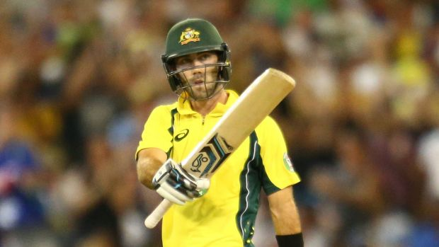Underdone: Glenn Maxwell is concerned about Australia's lead-up to the World Twenty20.