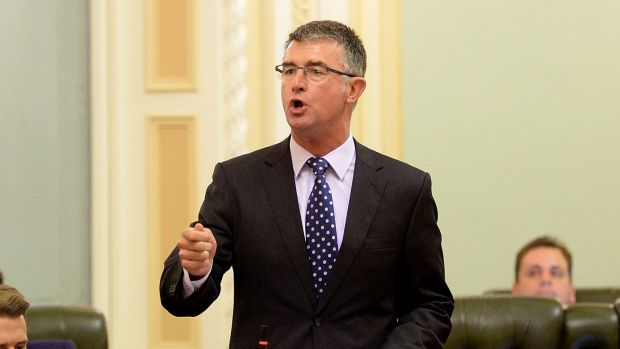 Opposition education spokesman Tim Mander says the Safe Schools program is not age-appropriate.
