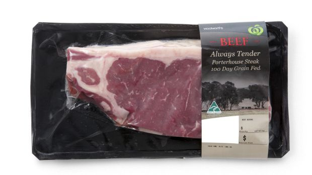 Woolworths is changing the role of its butchers, with meat to arrive in stores pre-packed.