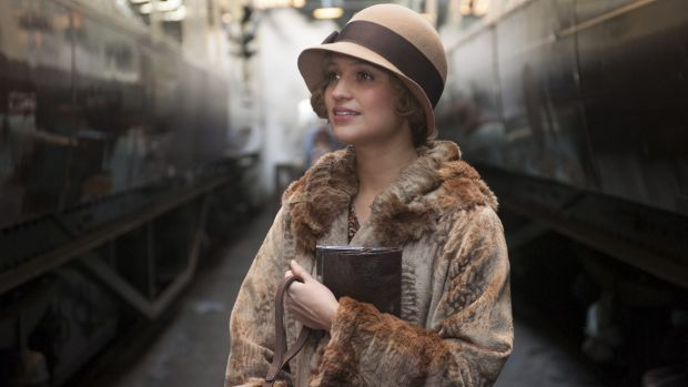 Alicia Vikander in <em>The Danish Girl</em>.
