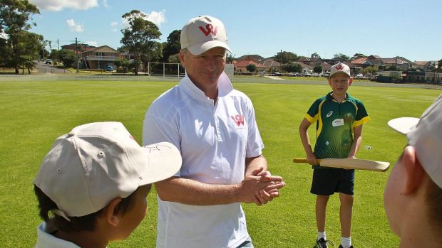 More can be done:  Australian cricket legend Steve Waugh says more resources should be used to fight the scourge of ...