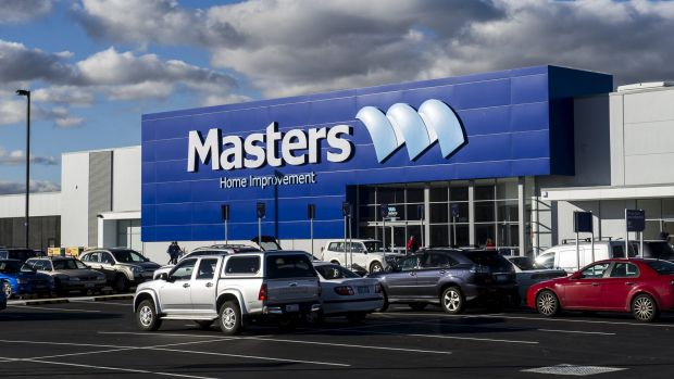 Woolworths and Lowe's poured billions into launching hardware chain Masters.