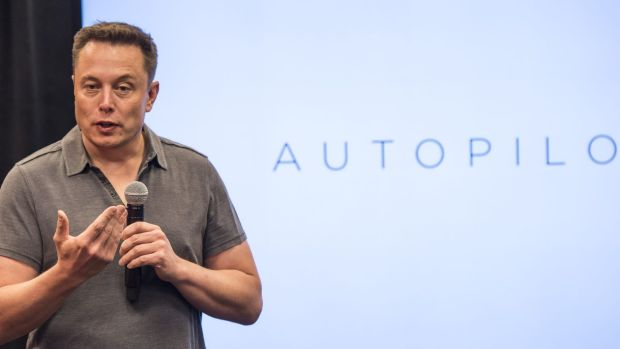 """""""The Elon Musk effect is alive and well,"""" said Ben Kallo, an analyst with Robert W. Baird & Co."""