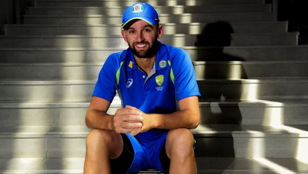 Nathan Lyon has been recalled into the Australian squad for the one-day international against India at Manuka Oval in ...