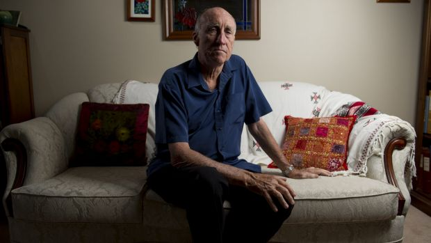 Ron Reeson, a retired Canberra-based Uniting Church minister, says the pension cuts will be felt keenly.