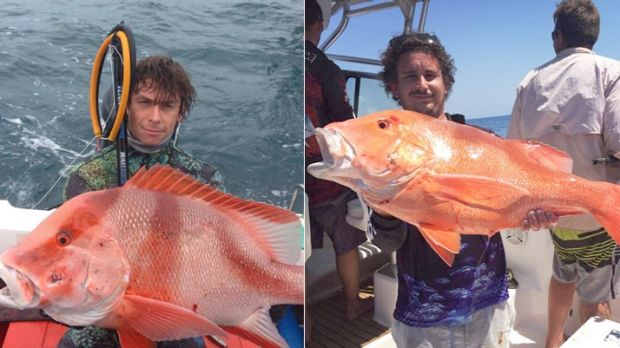 Experienced fishermen Matt Pennington and Lawrence Smith were drowned off the coast of Dampier on Sunday.