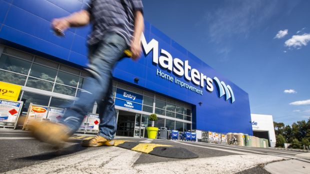 Analysts doubt Woolies will be able to find a buyer for all of Masters.