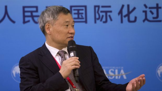 Xiao Gang, chairman of the China Securities Regulatory Commission.