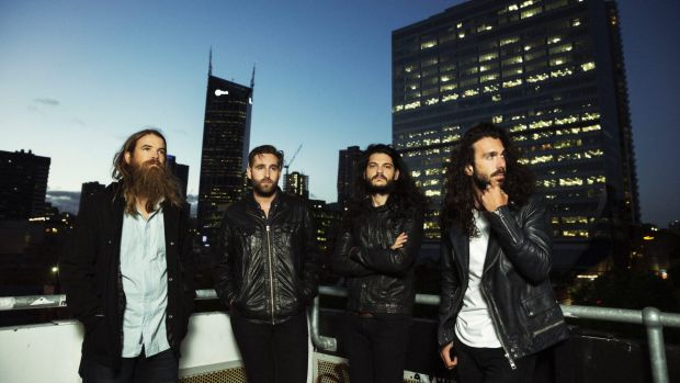 Kingswood is the first headline act announced for Ship-Wrecked, Perth's newest music festival.