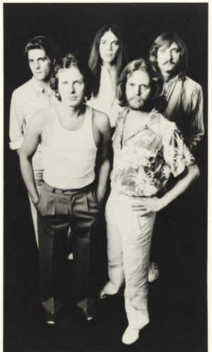 The Eagles: from left, Glen Frey, Don Henley, Timothy Schmit, Don Felder and Joe Walsh in a 1980 publicity shot.