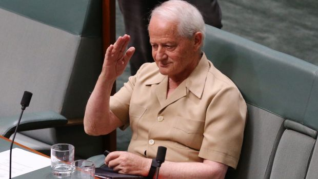 Philip Ruddock has spent more than 40 years in Parliament and may decide to carry on.