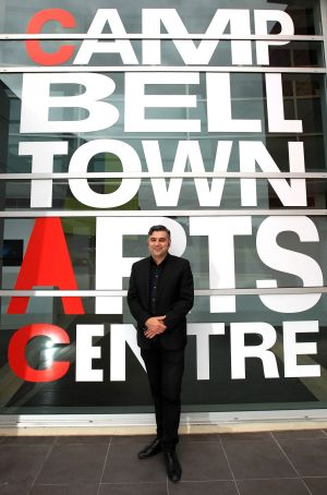 """Campbelltown Arts Centre director Michael Dagostino does not want to create an """"us versus them"""" battle with CBD-based ..."""