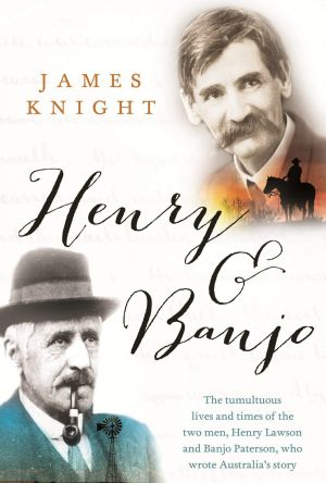 Henry and Banjo by James Knight.
