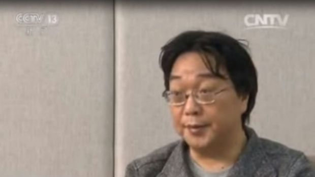 Chinese-born book publisher Gui Minhai appeared on Chinese TV on Sunday saying he surrendered to police over a fatal ...