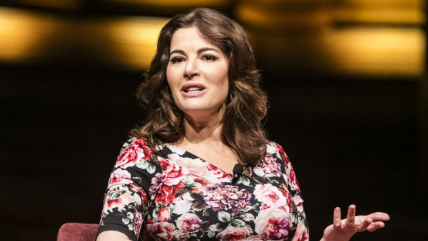 Nigella speaks candidly during her grilling from Fairfax's Jill Dupleix.