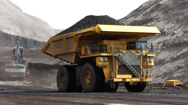 Mining won't keep the brakes on growth forever.