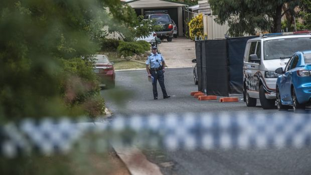 ACT Policing say the circumstances of a man's death in Everard Place, Kambah in January were not suspicious.