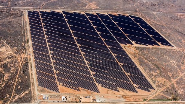 Costs for solar power have already fallen since AGL's Broken Hill project.