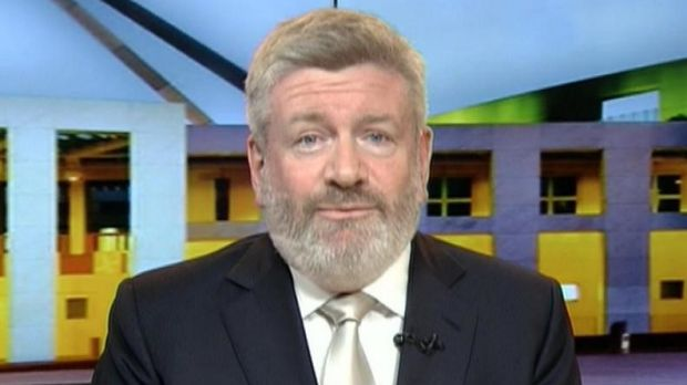 Arts Minister Mitch Fifield was at the National Gallery of Australia on Wednesday to open the national visual art ...