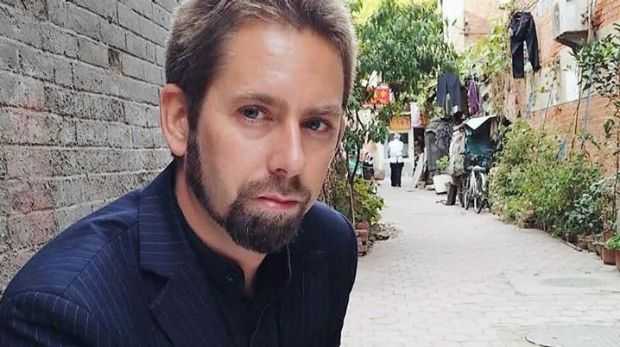 Peter Dahlin has been released by Chinese authorities.