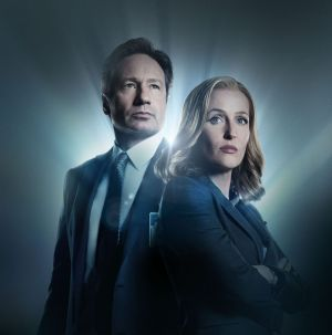David Duchovny and Gillian Anderson return in The X-Files.