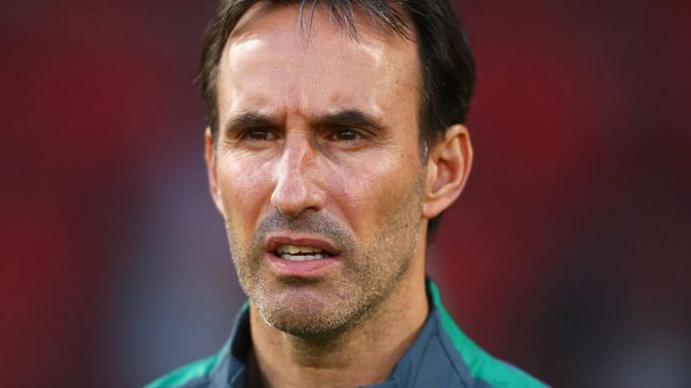 Disappointing tournament: Olyroos coach Aurelio Vidmar.