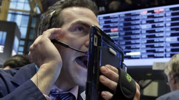 US stocks rose on Wednesday, with the Dow and the S&P 500 hitting fresh records, as Microsoft's strong results ...
