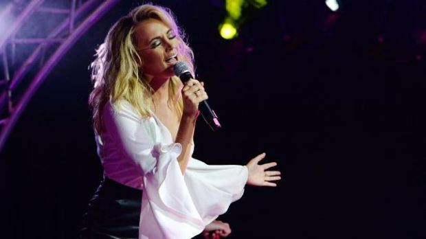 Samantha Jade has managed to combine a singing career with acting.