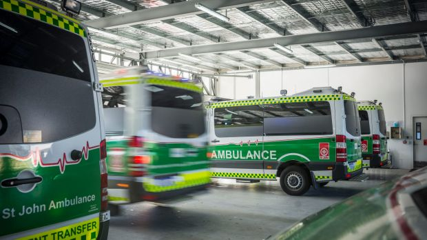 """Report finds St John Ambulance paramedic suicides not link to """"critical incidents"""""""