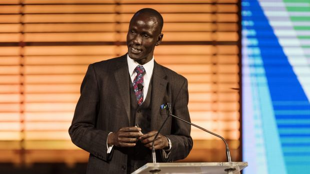 Deng Adut has been named NSW Australian of the Year for 2017.